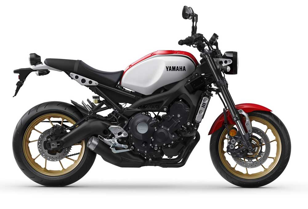 Yamaha XSR 900. Foto: Divulgação
