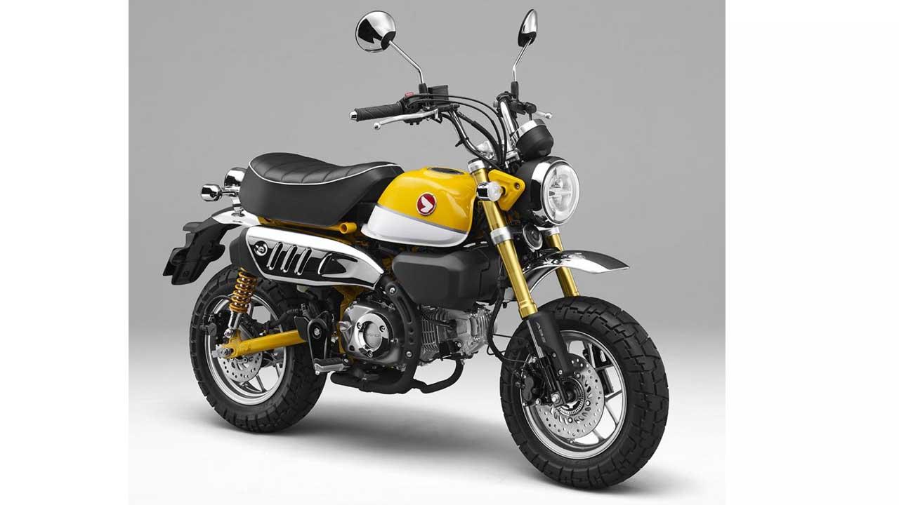 2º - Honda Monkey 125