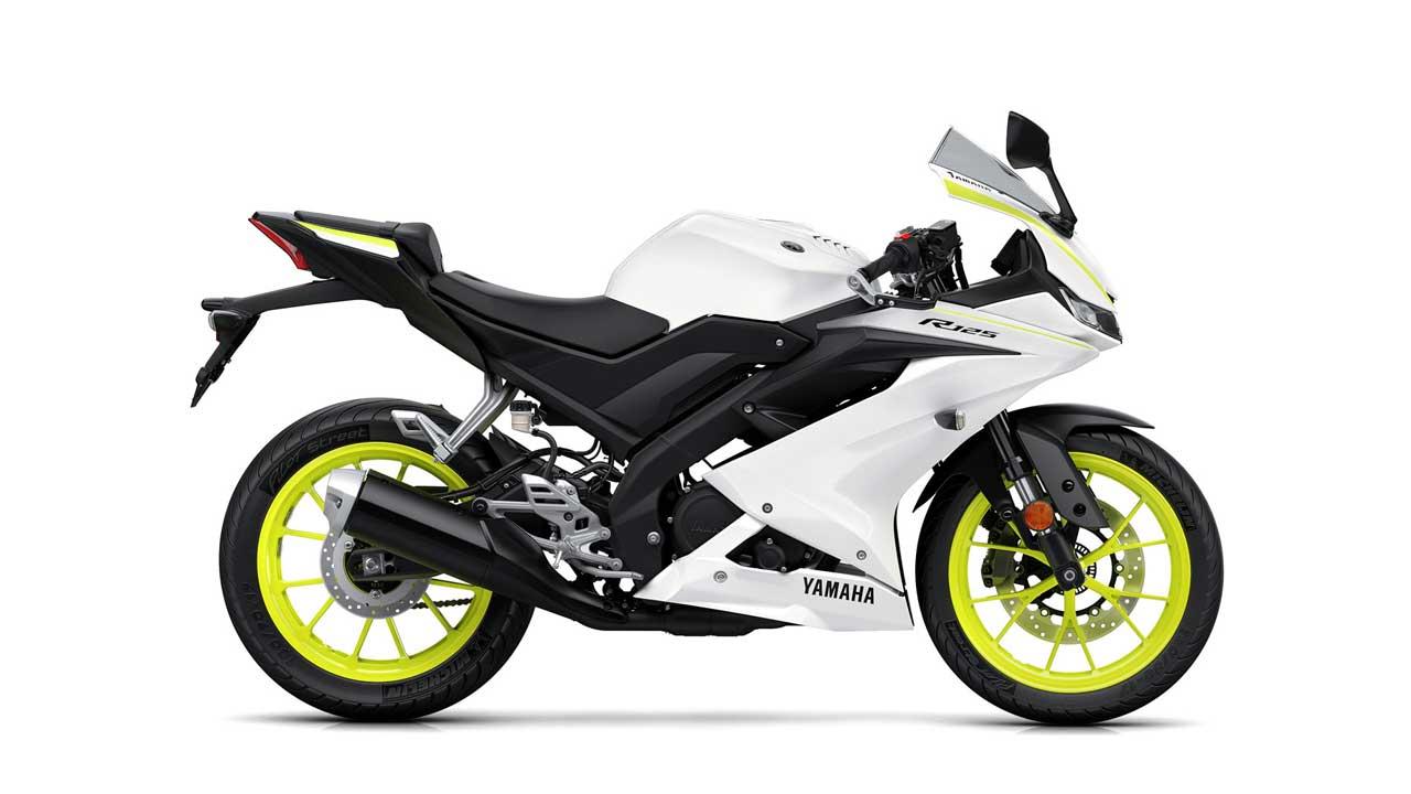 4º - Yamaha YZF-R 125 ABS