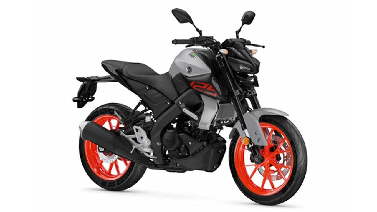 5º - Yamaha MT-125 ABS