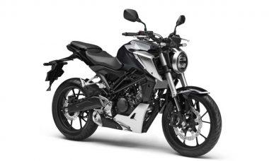 6º - Honda CB 125 R
