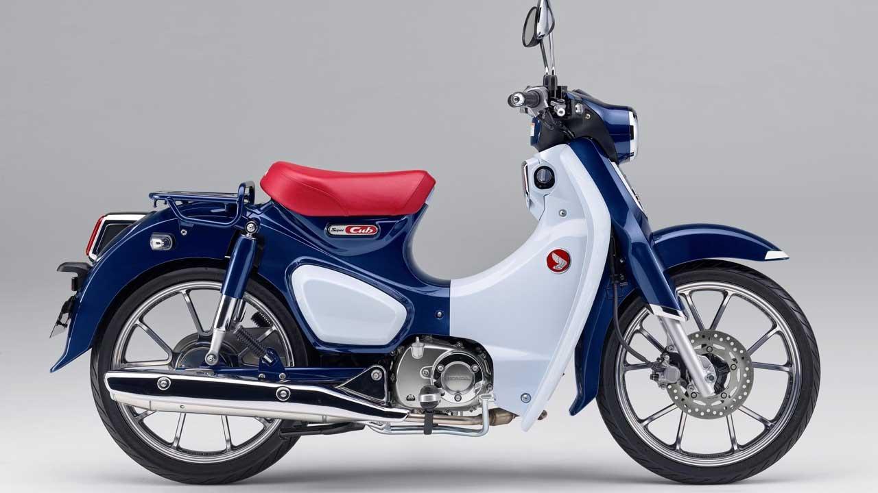 9º - Honda Super Cub C 125