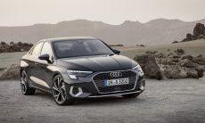 Audi apresenta A3 Sedan de 2ª geração