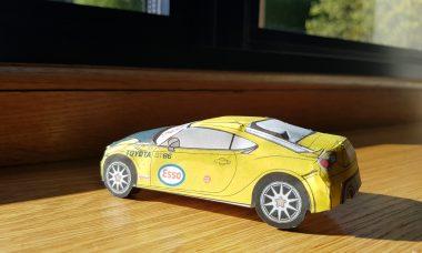 Toyota disponibiliza dobraduras do esportivo GT