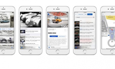 Aplicativo permite visita virtual ao BMW Museum