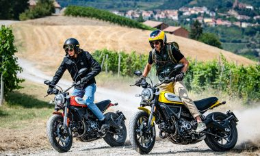 Ducati abre pré-venda da nova Scramble Icon