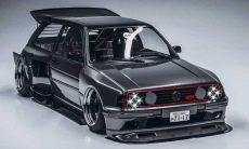 Golf GTI Mk2