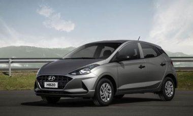 Hyundai vai sortear HB20 em ação beneficente