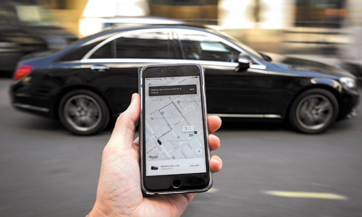 Motoristas da Uber agora podem pedir reembolso de máscaras e álcool gel