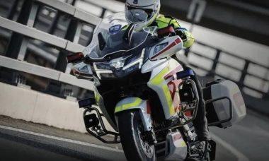 Conheça a CF1250J, com motor KTM e exclusiva da polícia é a maior moto feita na China