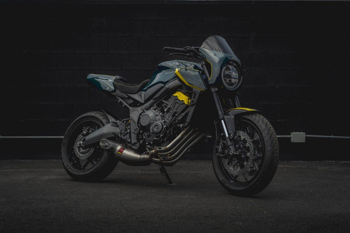 CB 650R. HONDA MADRID MOTOR SPORT