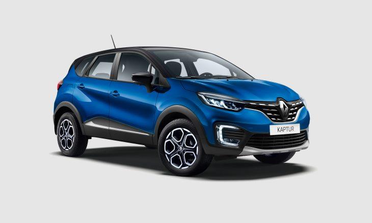 Renault Captur ganha novo visual e motor turbo na Rússia