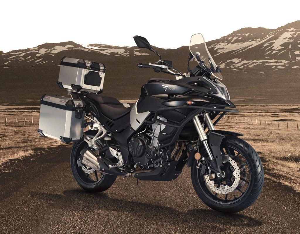 Voge 500DS, uma chinesa para bater de frente com a Honda CB 500 X