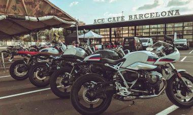 Ace Café fecha portas após desconfinamento em Barcelona