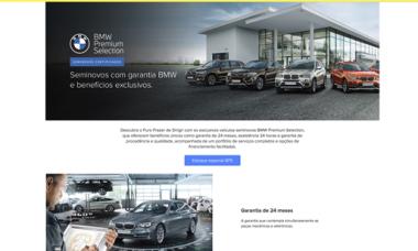 BMW inicia venda de motos e carros pelo Mercado Livre