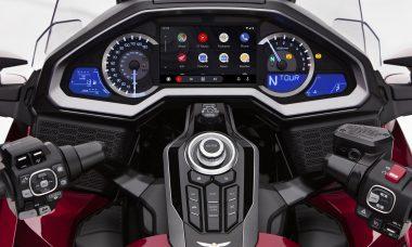 Honda Gold Wind ganha integração com Android Auto