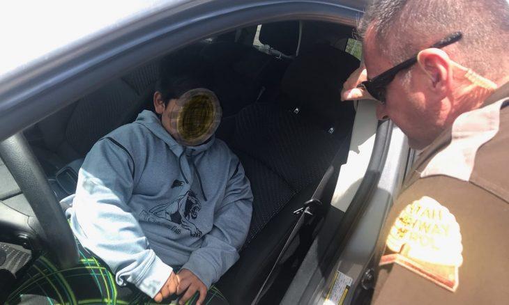 """Menino de cinco anos """"rouba"""" carro para ir comprar Lamborghini"""