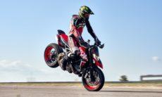 Ducati revela a Hypermotard 950 RVE