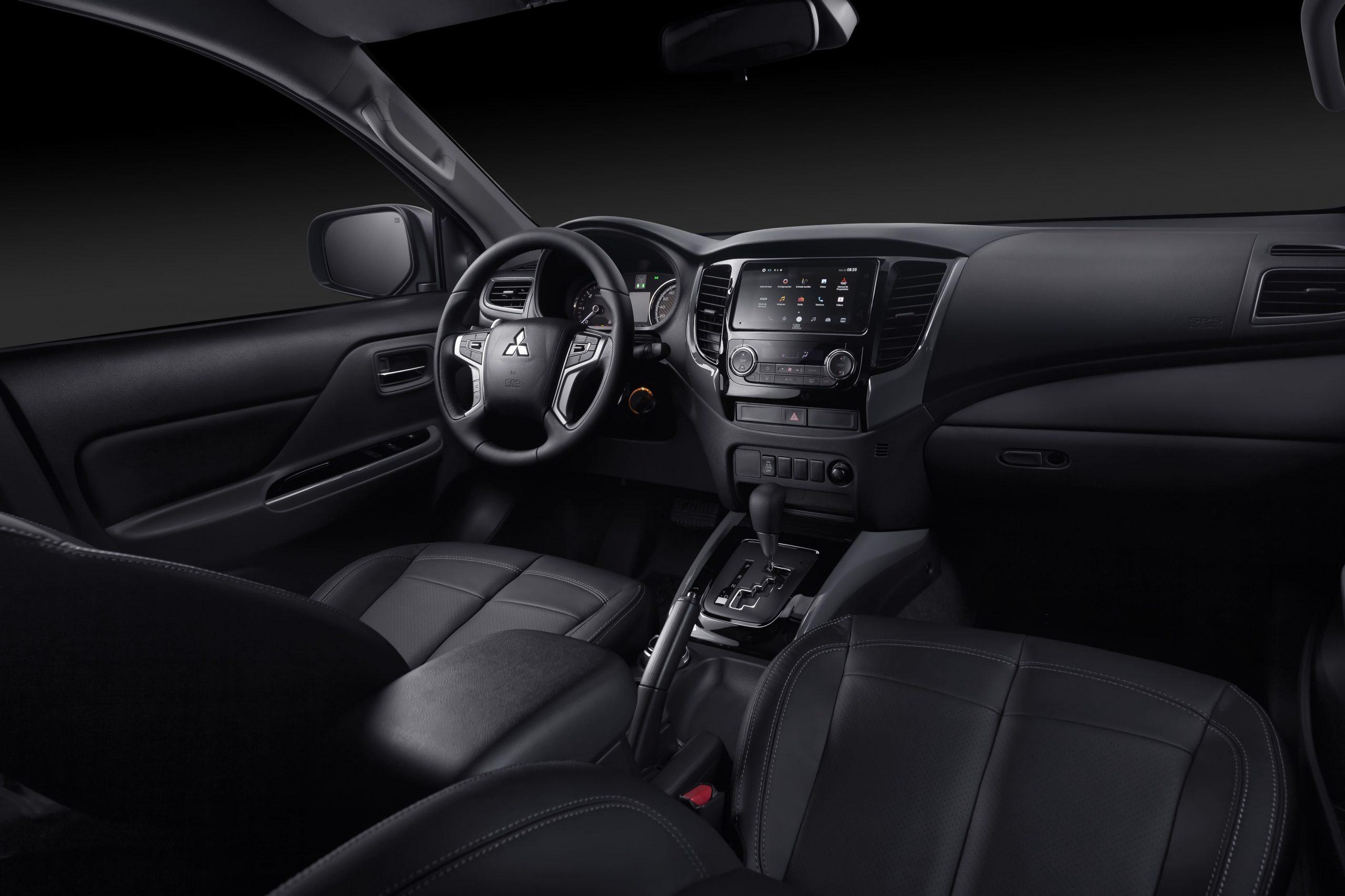 Mitsubishi L200 Triton ganha a série especial Motorsports
