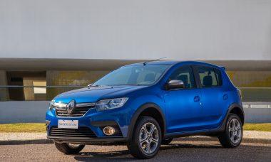 Renault Sandero volta a contar com versão GT Line