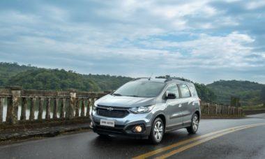 Chevrolet Spin 2021 estreia controle de estabilidade