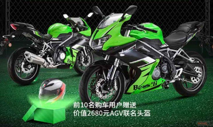 Benelli lança nova 302R 2020 para concorrer com a Kawazaki Ninja 300