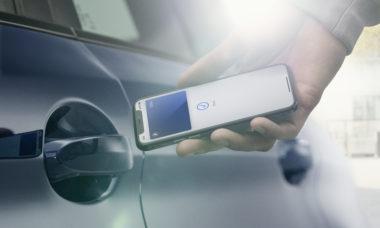 iPhone vira chave de carro nos BMW