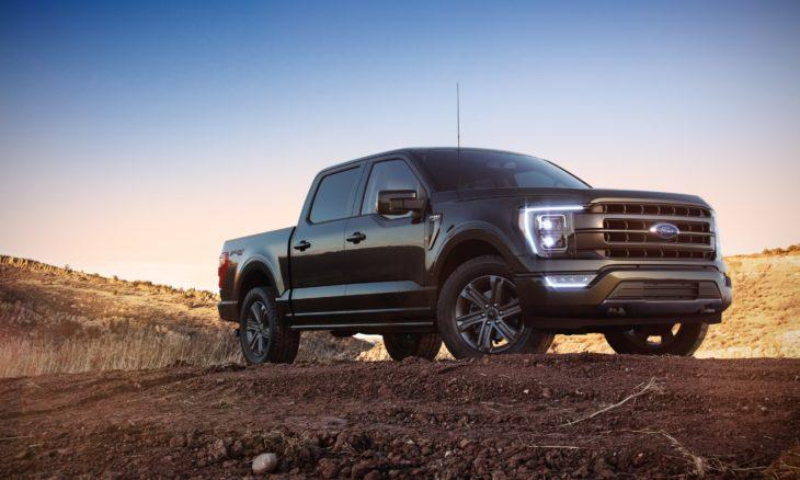 Ford estreia a 14ª geração da icônica F-150. Veja fotos