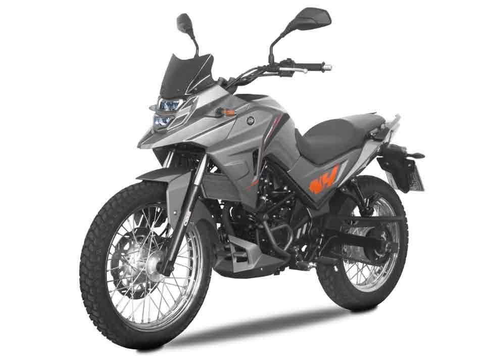 Dafra faz novo reajuste no preço da NH 190, R$13.990