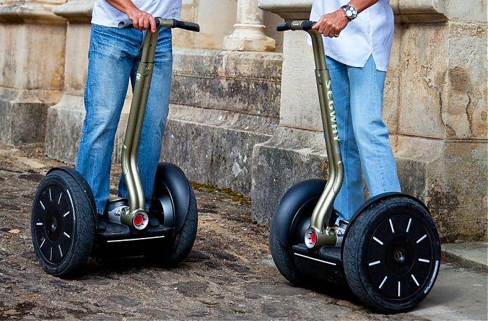 Segway vai encerrar produção famoso scooter da empresa
