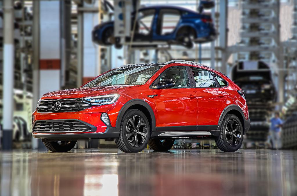 VW inicia produção do Nivus na fábrica Anchieta