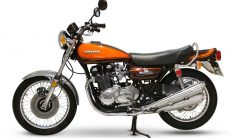Kawasaki volta a fabricar cabeçotes da Z1 de 1970