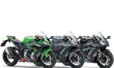 Kawasaki anuncia recall dos modelos Ninja ZX-10R e Ninja ZX-10R SE