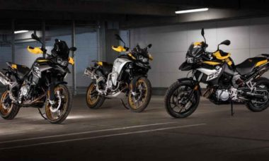 BMW apresenta as novas BMW F750GS, F850GS e F850 GS Adventure 2021