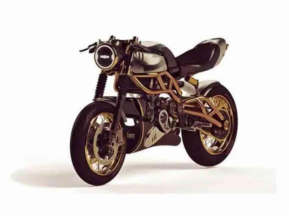 Langen Motorcycles revela moto 250cc com motor dois tempos e 81cv