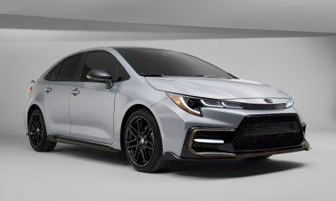 Toyota Corolla ganha versão esportiva nos EUA