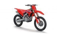 Honda CRF 450 2021 é revelada nos EUA