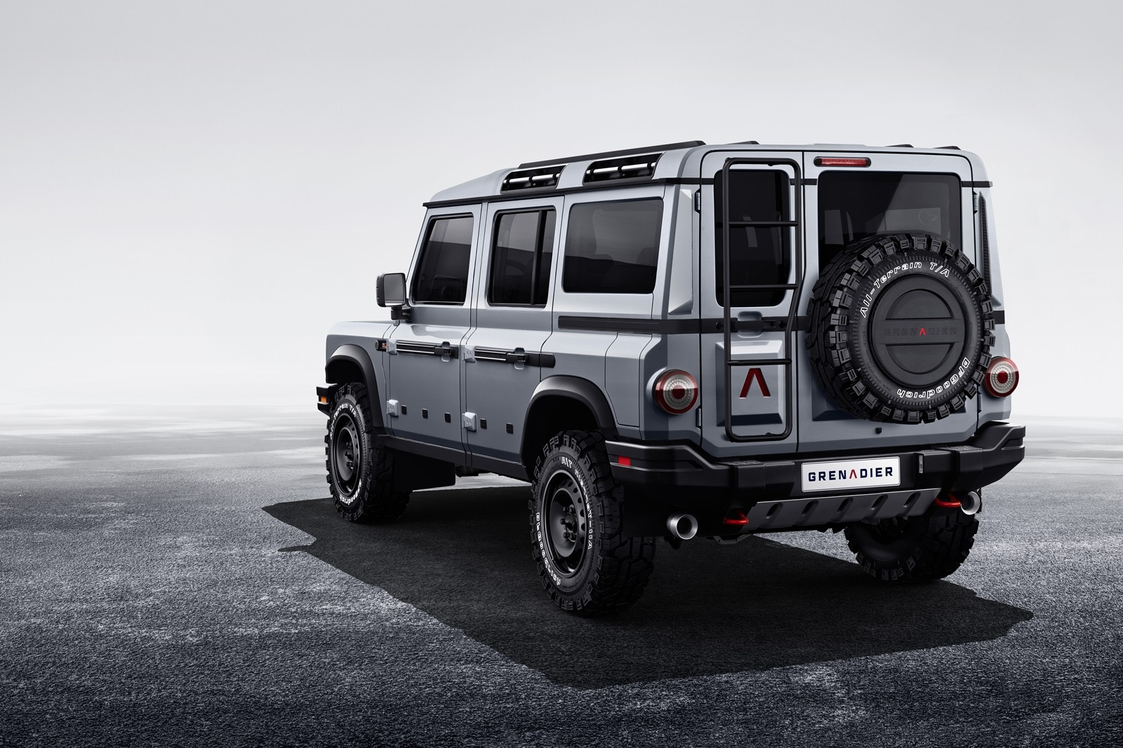 Grenadier  Ineos quer ser o SUV definitivo que preencherá a lacuna do Land Rover Defender