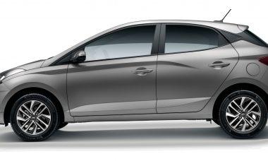 Hyundai lança linha 2021 do HB20 1.6