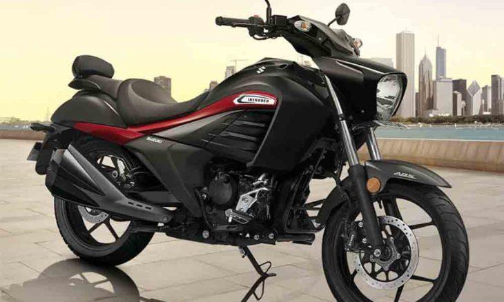 Suzuki apresenta nova Intruder 2020 de 155cc