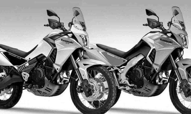 KLX 700 pode ser a próxima 'adventure bike' da Kawasaki