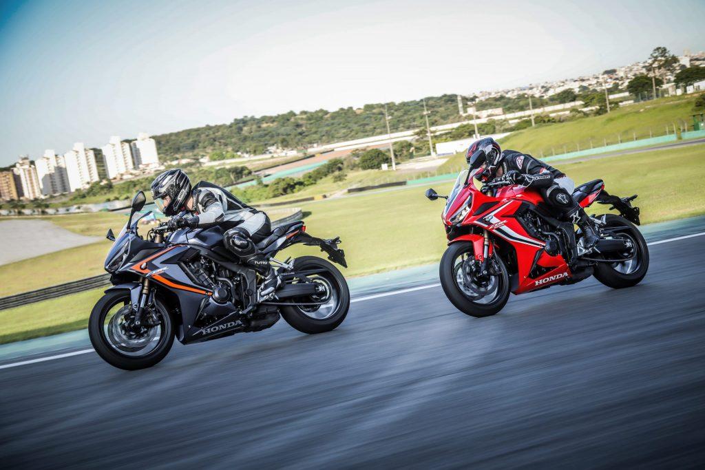 Honda CB 650R e CBR 650R 2020 já estão disponíveis nas concessionárias