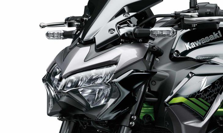 Nova Kawasaki Z 900. Foto: Divulgação