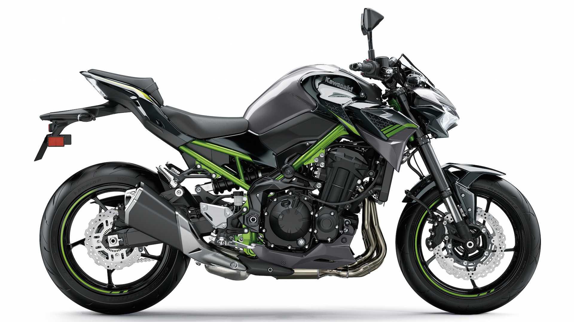 Nova Kawasaki Z 900
