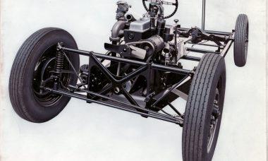 Montadora britânica abandona chassi lançado há 84 anos