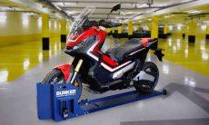 Roubo de motos: Novo gadget promete a solução para o problema