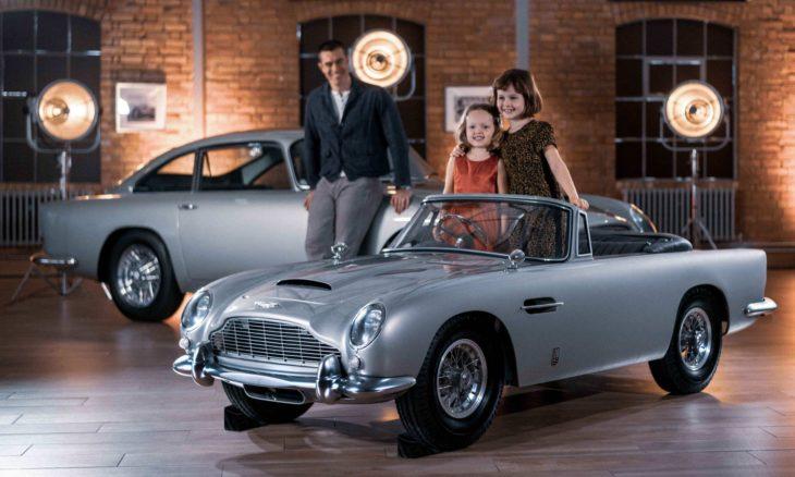 Carro do 007, Aston Martin DB5 vira brinquedo de R$ 257 mil