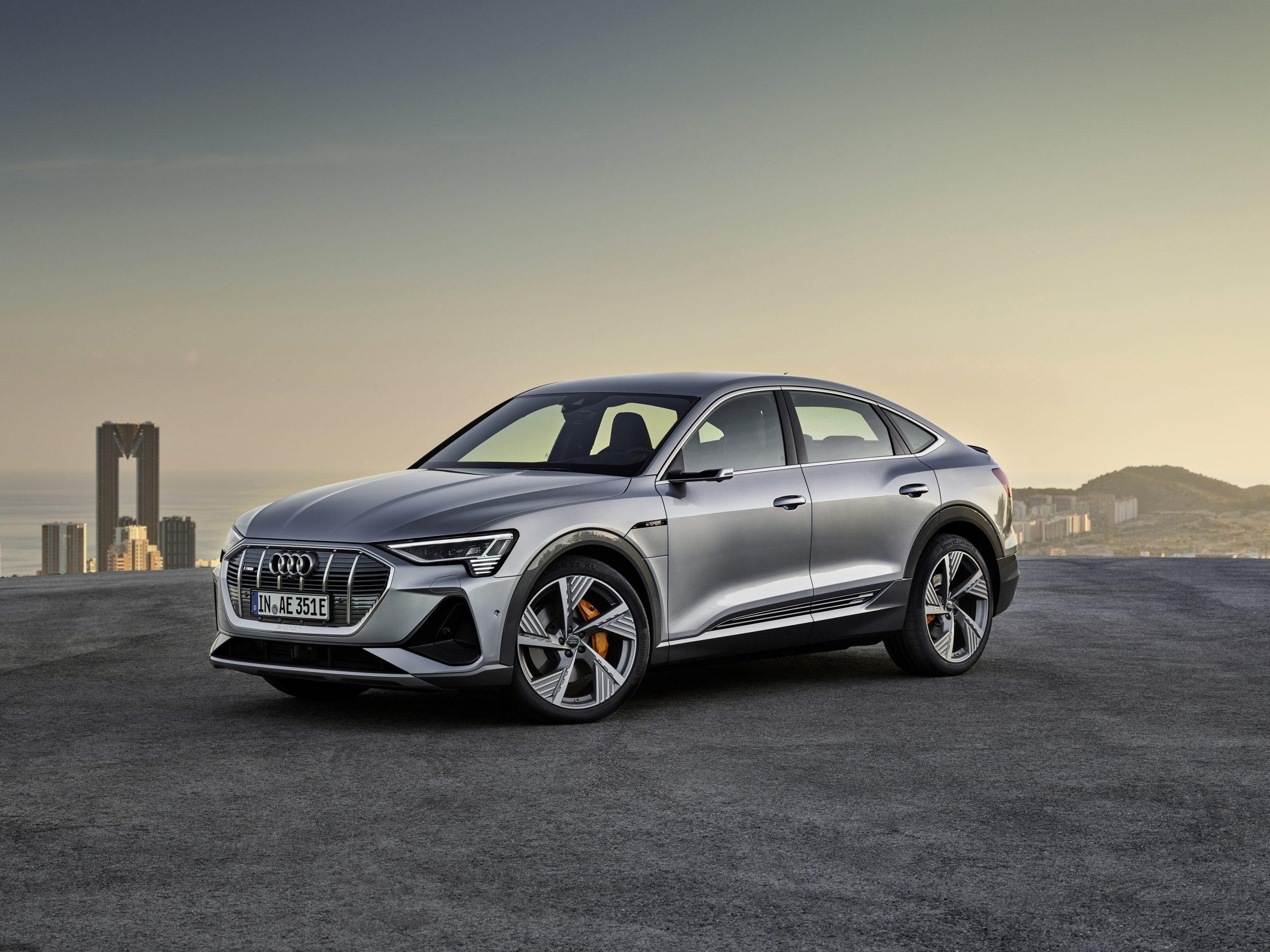 Audi e-tron Sportback estreia no mercado brasileiro