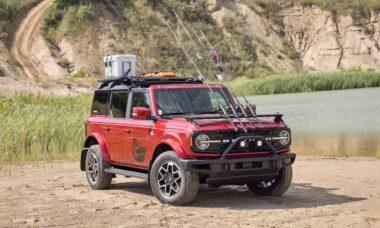 Ford registra 165 mil pedidos para modelos da linha Bronco em três semanas
