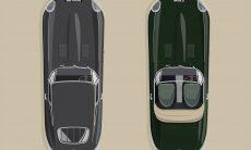 """Jaguar vai construir """"novos"""" E-Type para comemorar 60 anos do modelo"""